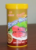 AQUAV Flower Horn Pellets (Гранулы для для Фловер Хорн). Баночки 250мл