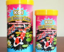 AQUAV Koi Color Enhancer Pellets